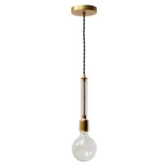 Waterfall Cord Pendant: Remodelista