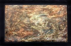 All Natural Stone - Fusion Quartzite Slab - Kitchen Countertops - San Francisco - All Natural Stone