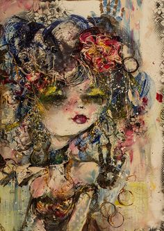 Schilderijen Getting Old, All Art, Painting & Drawing, Fashion Art, Fantasy, Art Styles, Abstract, Drawings, Fairy