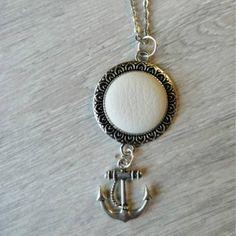 Nyaklánc dupla medállal fehér Personalized Items