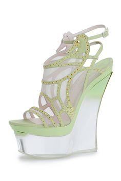 spring 2012  Versace by artsuneel