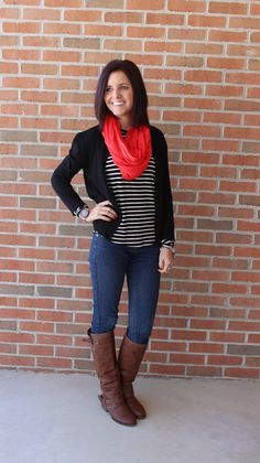 Classy In The Classroom: Casual Outfit