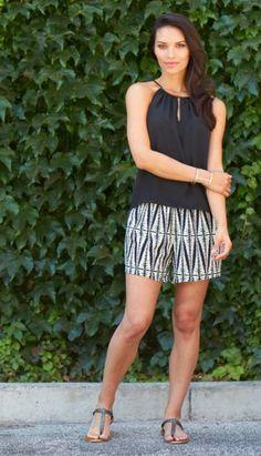 Stylist Tip: 6 New Ways to Wear Summer Shorts