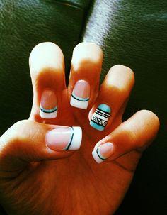 Tribal nail art                                                                                                                                                                                 Más