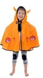 Halloween Cosplay Costume for Children kids Halloween Cloaks Devil Horns Costume Cosplay Shawl Cloak for girls boys 770
