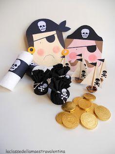 Compleanno piratesco