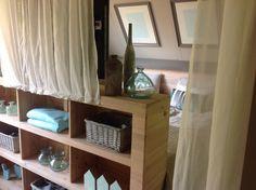 Gerestylde slaapkamer