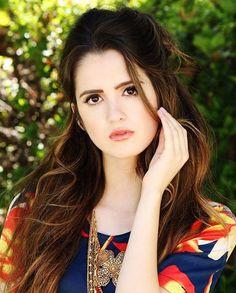 Laura is beautiful
