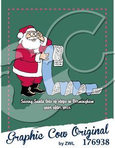 Secret Santa #christmas #grafcow