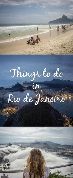 Travel Brasil | Reise Brasilien. Things to do in Rio de Janeiro. 10 Dinge, die du in Rio de Janeiro auf gar keinen Fall verpassen darfst!