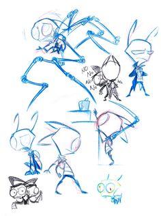 Sketch doodle by Naplez on DeviantArt
