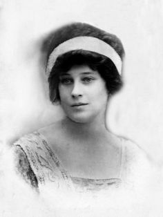 Madeleine Astor, the young wife of J.J. Astor the richest man aboard the Titanic. She was five months pregnant at the time of the sinking and her husband's death. Many were opposed to the marriage because J. Astor had only divorced his wife 2 years previous to the relationship...and many did not condone divorce...