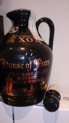 House of Peers Supreme XO Blended Scotch