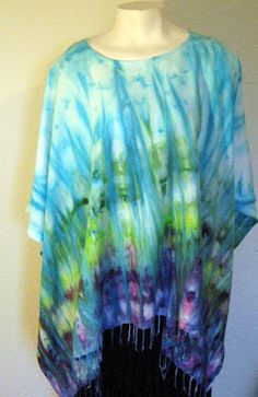 tiedyejudy's weblog: More Ice-cube dyeing