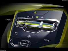 VW T-Cross Breeze Concept 2016 Interior & Interface Details   Darina Merezhnikova   LinkedIn