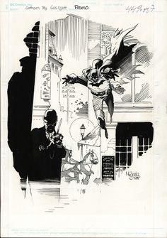 Mike Mignola: Batman: Gotham by Gaslight