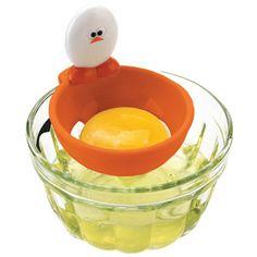 Split Egg Separator