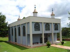 Igreja ucraniana de Pinhal Preto, município de Irati