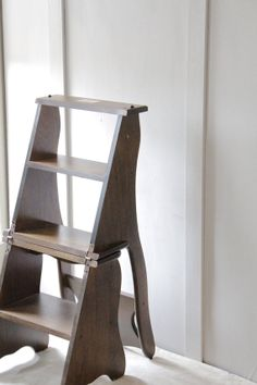 I Absolutely Love This Library Ladder Being A Librarian And All Now Just Need The Home Vintage Convertible