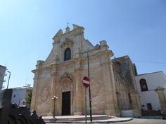 Galatina Puglia Italia (Luglio)