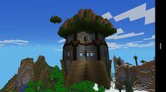 Amazing Upside Down House!