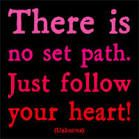 There is no set path. Just follow your heart! http://banyantreeyoganh.com/