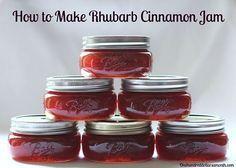 I had no idea rhubarb could taste so good.