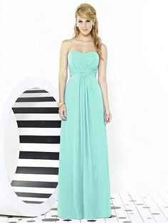 After Six Bridesmaids Style 6713 http://www.dessy.com/dresses/bridesmaid/6713/