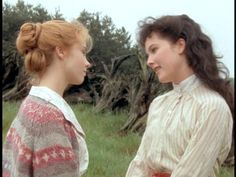 One of my all time fab movies. Ive alway secretly loved Anne's sweater in this scene.