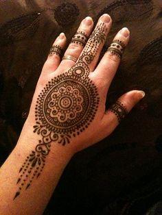 Happy New Year! by Mountain Mehndi, slc Mehndi Art, Henna Mehndi, Hand Henna, Beautiful Henna Designs, Simple Mehndi Designs, Mehanthi Design, Henna Pictures, Henna Plant, Fingers Design