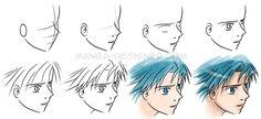 apprendre a dessiner personnage manga