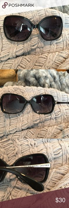 Marc by Marc Jacobs's sunnies Excellent used condition discontinued Marc Jacobs sunglasses size 59-16-125 (eye, bridge,temple) Marc By Marc Jacobs Accessories Sunglasses
