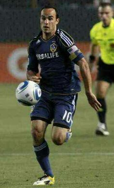 LA Galaxy - Landon Donovan #10