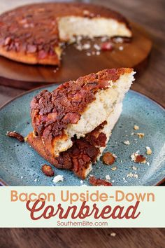 Flip your taditional recipe on its head and make this bacon flavored explosion…
