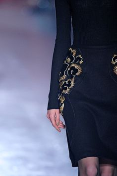 Skirt Detail: Jason Wu Fall 2012