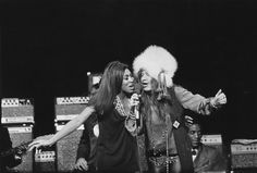Tina Turner & Janis Joplin-THAT would've been an amazing concert to go to!