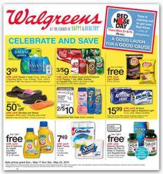 Walgreens Coupon Deals: Week of 5/17