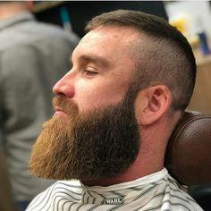 Beard goals.