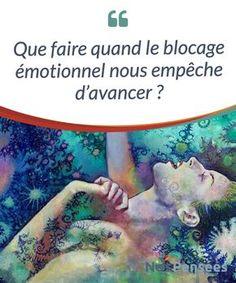 Que faire quand le blocage émotionnel nous empêche d'avancer ? Au cours de notre vie, il nous est arrivé à tou-te-s, à un moment ou à un autre, de devoir faire face à un blocage émotionnel. On se retrouve alors envahi-e par cette #sensation nous donnant #l'impression qu'une barrière est là et qu'elle nous empêche de relever de #nouveaux défis. #Psychologie