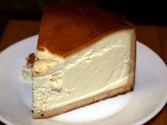 """Pagliacci's New York Style Cheesecake -  """"This recipe was given to Bon Appetit magazine by the renowned Victoria, B.C. restaurant, Pagliacci's. It's been an institution in that beautiful city for decades and this cheesecake is just one of the menu items people can't get enough of. It's a deceptively simple and decadent treat."""" @Rachel S."""