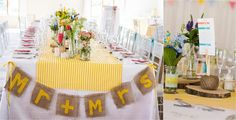 Bright and colourful Wedding Decor,  Providence,  Midlands Wedding ,
