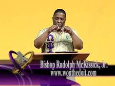 I'm Done Settling by Bishop Rudolph McKissick