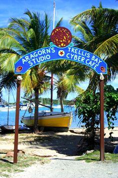 Trellis Bay, Beef Island - Tortola, British Virgin Islands, BVI