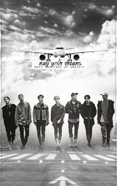 iKON ~ airplane