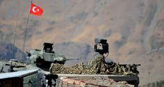 Serangan udara Turki tewaskan 16 militan PKK  HAKKARI (Arrahmah.com) - Serangan udara Turki menewaskan 16 anggota Partai Pekerja Kurdistan (PKK) di provinsi tenggara Hakkari dekat perbatasan dengan Irak selama dua hari terakhir sumber keamanan mengatakan pada Rabu (14/9/2016).  Serangan udara itu dilakukan setelah tersangka militan PKK meledakkan sebuah bom mobil pada Senin (12/9) di dekat kantor pemerintah daerah di kota Van dan melukai 50 orang.  Pihak militer mengatakan bahwa sembilan…