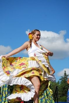 El joropo - Música y baile típico de los llanos Venezolanos.