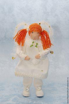 Добрый ангел. Вальдорфская кукла