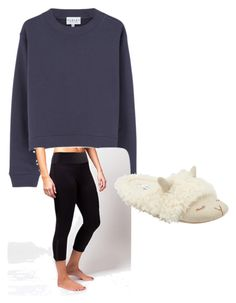 """""""night"""" by maryemmanuel on Polyvore featuring Varley and John Lewis"""