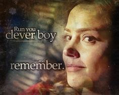 "Oswin Oswald. ""Run you clever boy....and remember"""