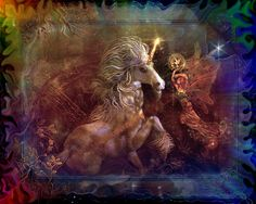 Unicorn and Fairy pictures